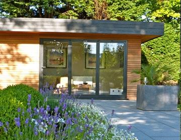 Proyecto dise o exterior y paisajismo colmenar viejo for Paisajismo jardines exteriores