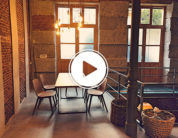 video reforma integral vivienda decoracion industrial madrid